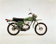 1972 Yamaha MR 50