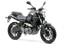 Photo of a 2007 Yamaha MT-03