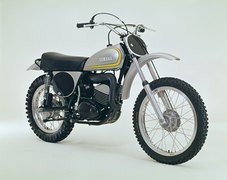 Photo of a 1973 Yamaha MX 250