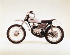 Photo of a 1972 Yamaha MX 90