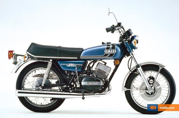 1973 Yamaha RD 250