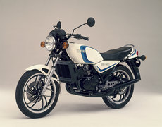 Photo of a 1980 Yamaha RD 250