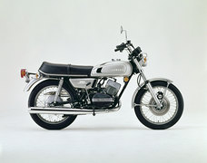 Photo of a 1974 Yamaha RD 350