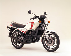 Photo of a 1980 Yamaha RD 350