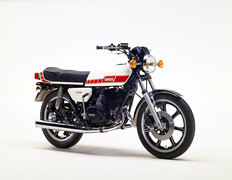 Photo of a 1978 Yamaha RD 400