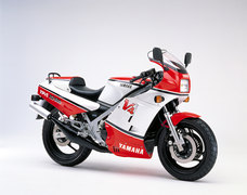 Photo of a 1986 Yamaha RD 500 LC