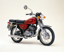 Photo of a 1979 Yamaha RS 200