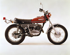 Photo of a 1971 Yamaha RT 360