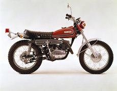 1971 Yamaha RT 360