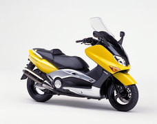 Photo of a 2001 Yamaha T-Max 500