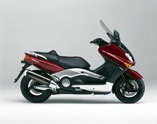 2003 Yamaha T-Max 500