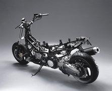 2004 Yamaha T-Max 500