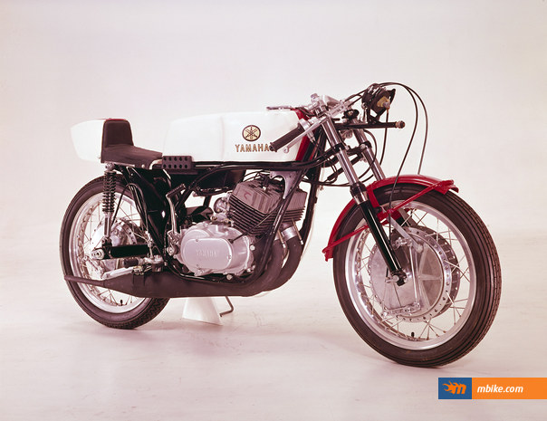 1970 Yamaha TR2