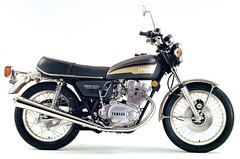 Photo of a 1972 Yamaha TX 500