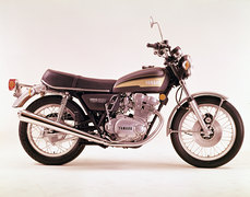 Photo of a 1973 Yamaha TX 500