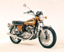 Photo of a 1972 Yamaha TX 750
