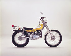 Photo of a 1975 Yamaha TY 125