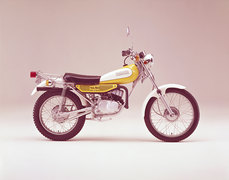 Photo of a 1975 Yamaha TY 50