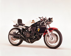 Photo of a 1977 Yamaha TZ 750