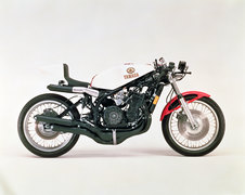 Photo of a 1978 Yamaha TZ 750