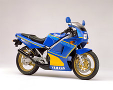 Photo of a 1987 Yamaha TZR 250