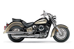 Photo of a 2010 Yamaha V-Star 1100 Classic