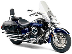 Photo of a 2010 Yamaha V-Star 1100 Silverado