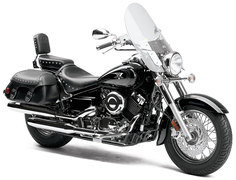 Photo of a 2010 Yamaha V-Star 650 Silverado