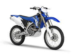 Photo of a 2007 Yamaha WR 250 F