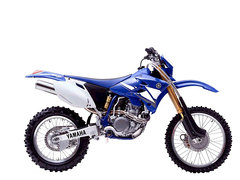 Photo of a 2006 Yamaha WR 450 F