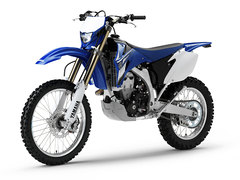 Photo of a 2008 Yamaha WR 450 F