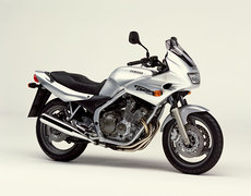 Photo of a 2002 Yamaha XJ 600 S