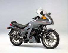 Photo of a 1982 Yamaha XJ 650