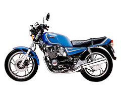 Photo of a 1984 Yamaha XJ 650