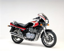 Photo of a 1984 Yamaha XJ 900