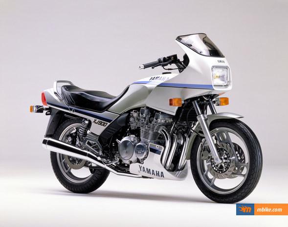 1989 Yamaha XJ 900