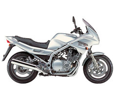 2002 Yamaha XJ 900 S (Diversion)