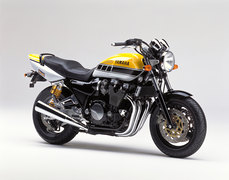 Photo of a 1997 Yamaha XJR 1200 SP