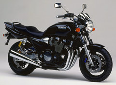 Photo of a 2000 Yamaha XJR 1300