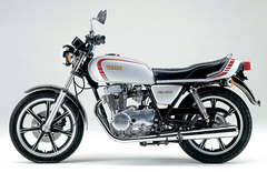 Photo of a 1978 Yamaha XS 400