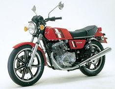 Photo of a 1977 Yamaha XS 500