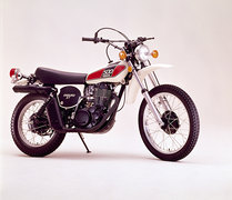 Photo of a 1976 Yamaha XT 500