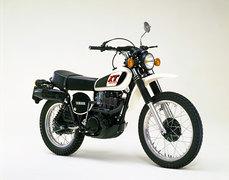 Photo of a 1979 Yamaha XT 500