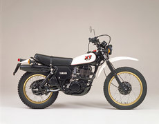 Photo of a 1980 Yamaha XT 500