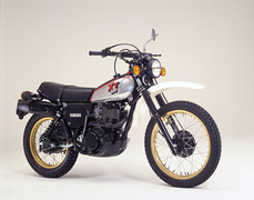 Photo of a 1982 Yamaha XT 500