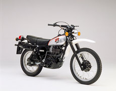 Photo of a 1983 Yamaha XT 500