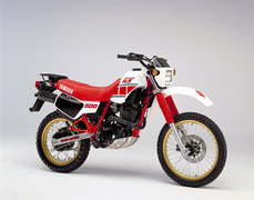 Photo of a 1985 Yamaha XT 500