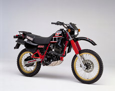 1984 Yamaha XT 500