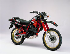 Photo of a 1986 Yamaha XT 500