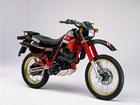 1986 Yamaha XT 500